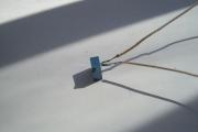 Подстроечный резистор с припаянными проводами