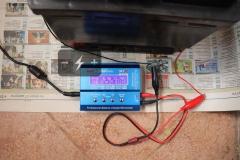 Зарядка аккумуляторной батареи устройством iMax B6