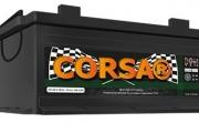 Аккумуляторная батарея Corsar