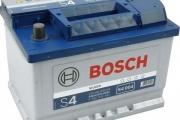 Аккумуляторная батарея Bosch S4 Silver Euro