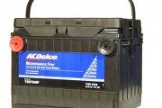 Американские автомобильные аккумуляторы