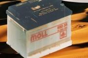 Аккумулятор Moll Racing