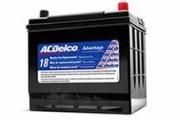 Аккумуляторы ACDelco