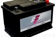 Аккумуляторы Afa