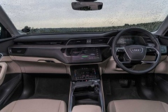 Салон Audi e-tron