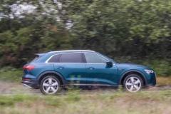 Экстерьер Audi e-tron
