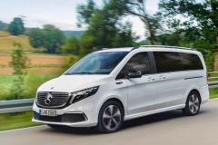 Внешний вид Mercedes-Benz EQV