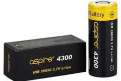 Aspire INR 26650