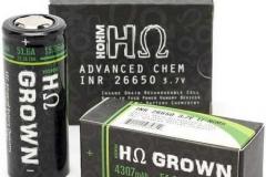 Hohm Tech Grown 26650