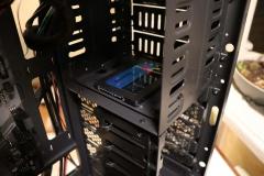 SSD в корпусе