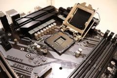 Процессорный разъём LGA1151