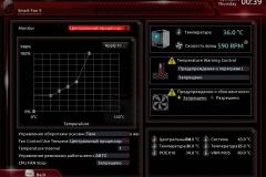 Раздел Smart Fan 5 в BIOS