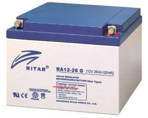 На фото выделено максимально допустимое напряжение заряда гелевого аккумулятора