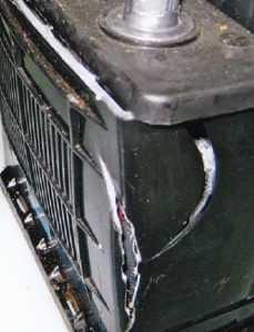 Восстановление автомобильного аккумулятора