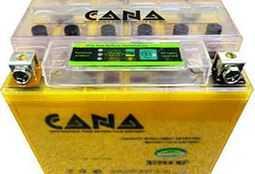 На фото изображен обслуживаемый гелевый аккумулятор