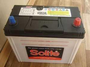 Корейские аккумуляторы Solite