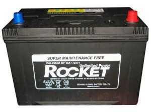 Корейские аккумуляторы Rocket