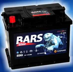 Аккумуляторы Барс