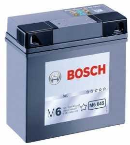 Аккумуляторная батарея Bosch M6 Gel