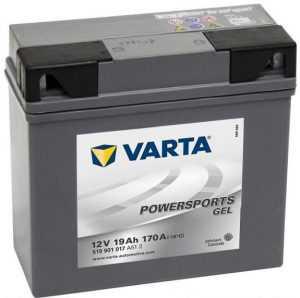 Аккумулятор Varta Powersports GEL