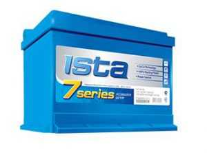 Аккумулятор Ista 7 Series