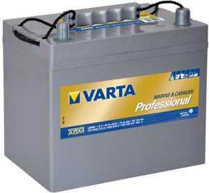 Аккумуляторная батарея Varta Professional Deep Cycle AGM