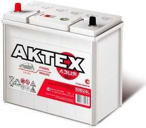 Автомобильный аккумулятор АкТех Азия