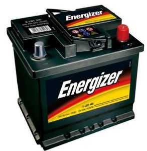 АКБ Energizer