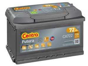 Аккумулятор Centra Futura