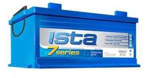 Аккумуляторная батарея Ista 7 Series