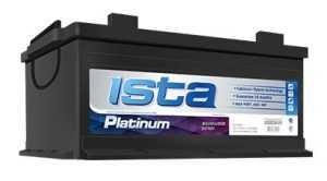 Аккумуляторная батарея Ista Black