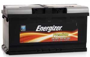 АКБ Energizer Premium