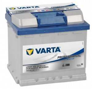 Аккумуляторная батарея Varta Professional Starter