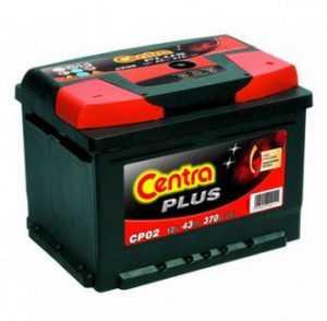 Аккумулятор Centra Plus