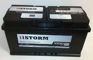 АКБ 1 Storm Professional