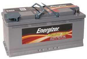 АКБ Energizer Premium AGM