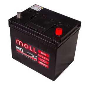 Аккумулятор Moll Standard Asia