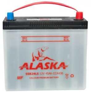 Аккумулятор Alaska