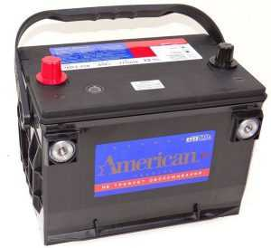 Аккумуляторы American