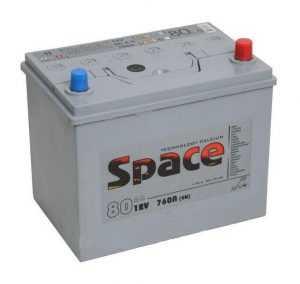 Аккумуляторы Space