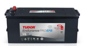 Аккумуляторы Тудор Endurance PRO EFB