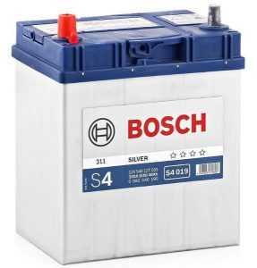 Аккумуляторная батарея Bosch S4 Silver Asia