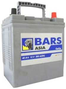 Аккумулятор Bars Asia
