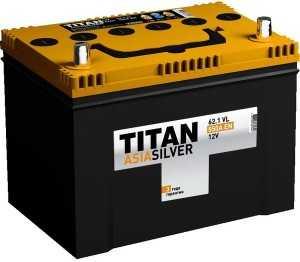 Аккумулятор Titan Asia Silver