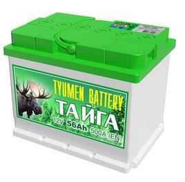 Аккумулятор Тюмень серии Тайга