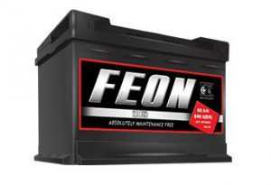 Аккумулятор Feon Silver