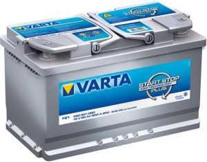 Гелевый аккумулятор Varta