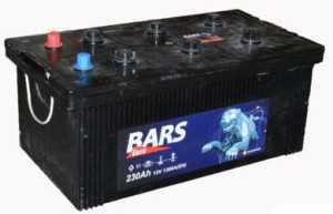 Аккумулятор Bars Euro