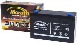 Аккумуляторы Moratti для ИБП