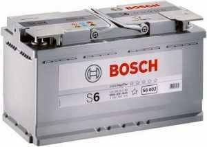Гелевый аккумулятор Bosch